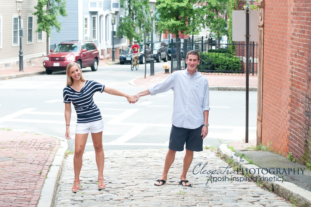 Call me…. in love with charlestown… maybe… M and R {engaged} Cleopatra Photography – Boston Massachusetts Engagement Photographer – Ashley Nardello